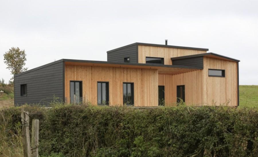 maison ossature bois tremouilles