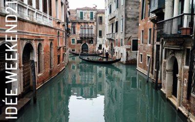 Venise, les bottes au pied